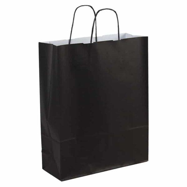 Bolsa de papel - Color Negro