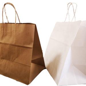 Caja bolsas de papel Take Away - Aquakraft